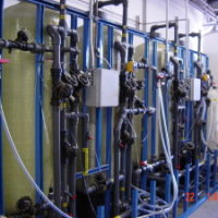 Cadmium Polishing System